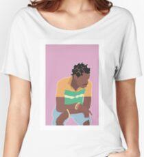 KODAK SCHWARZ Loose Fit T-Shirt