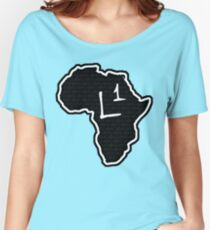 The Haplogroup in You - L1 Women's Relaxed Fit T-Shirt