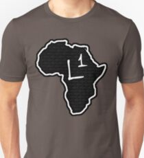 The Haplogroup in You - L1 Unisex T-Shirt
