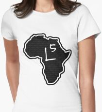 The Haplogroup in You - L5 Women's Fitted T-Shirt
