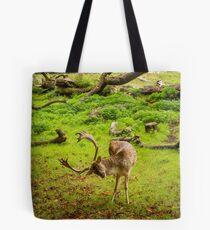Dyrham Deer Tote Bag