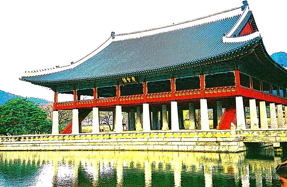 Kyeong-Heo Roo - Seoul, Korea by Leanne  Thomas