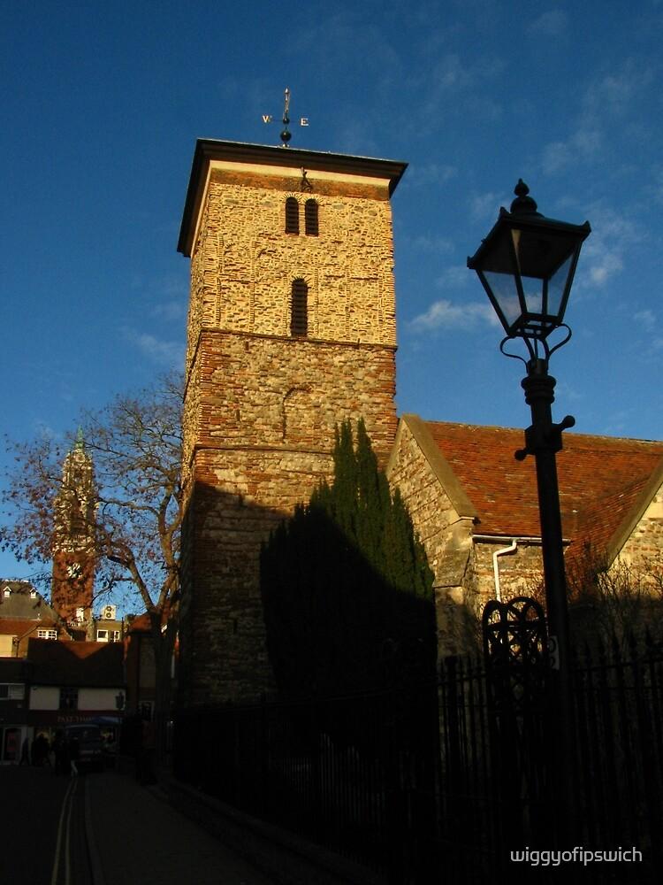Holy Trinity Church, Colchester by wiggyofipswich