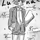 Character Art: Luna #2 by decadentart