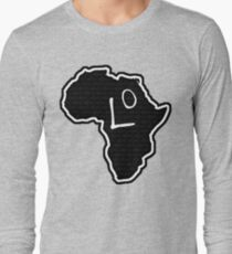 The Haplogroup in You - L0 Long Sleeve T-Shirt