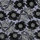 Floral Lace Embroidery by Tamarra