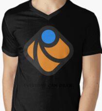 Everyone can draw Mens V-Neck T-Shirt