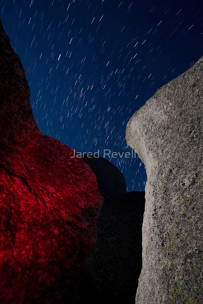 The Sixth Seal by Jared Revell