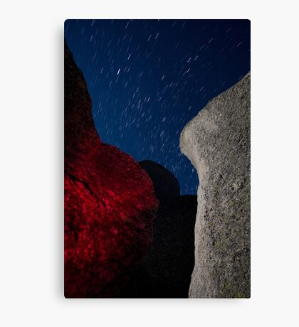 The Sixth Seal Canvas Print