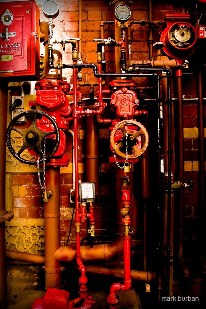 In case of fire... by mark burban