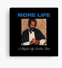 Drake - More Life Canvas Print