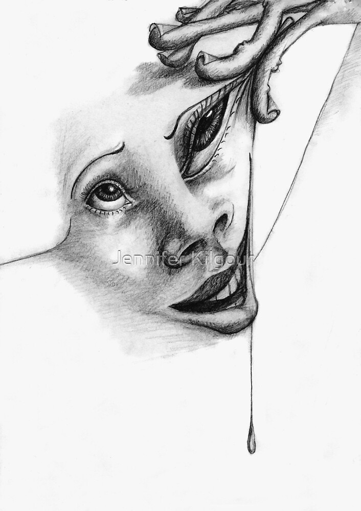 Pulling Faces by Jennifer Kilgour