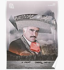 Vicente Fernandez - Recultura 009 Poster