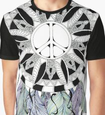 Catch Peace Graphic T-Shirt