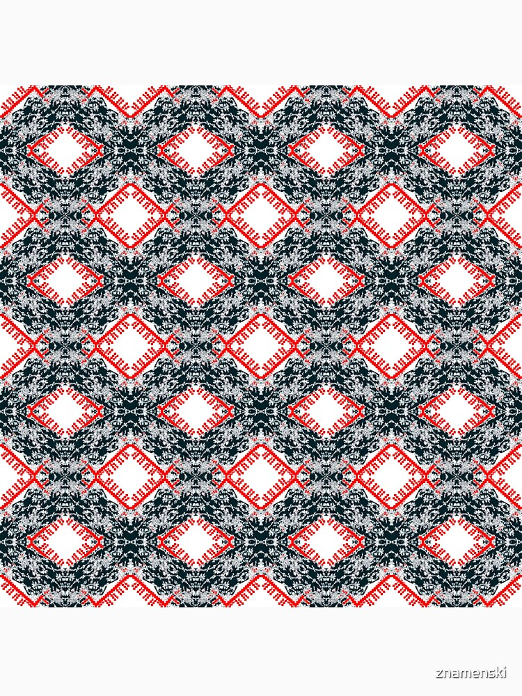 pattern, design, tracery, weave, ornament, decor, garniture by znamenski