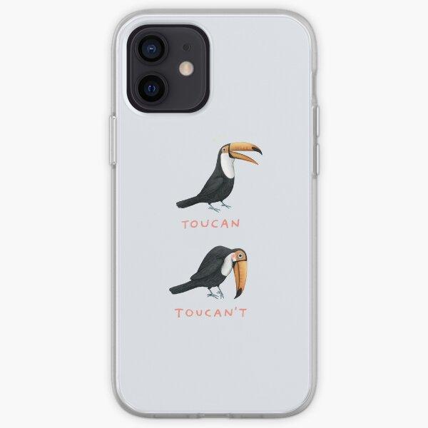Toucan Toucan't iPhone Soft Case
