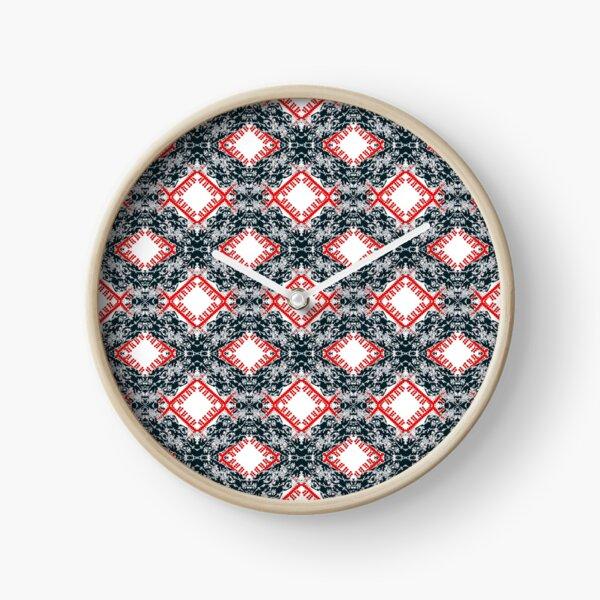 pattern, design, tracery, weave, ornament, decor, garniture Clock