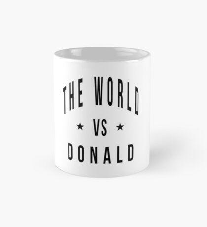 The world vs donald Mug