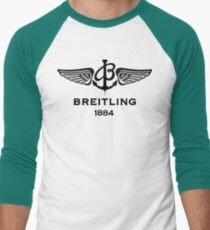 BREITLING WINGS  Men's Baseball ¾ T-Shirt