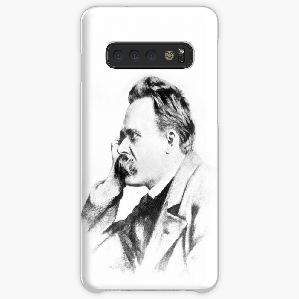 Friedrich Nietzsche Case & Skin for Samsung Galaxy