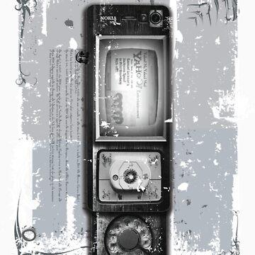 N95 mobile circa x by sixtotomas