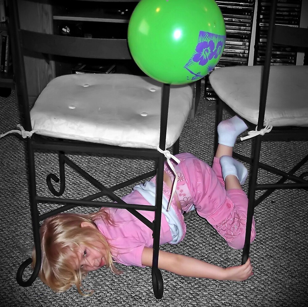 After the Birthday Party... by Tracy DeVore