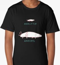 Axolittle Axolotl Long T-Shirt