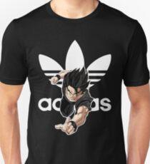 Goku Flying  adibas Saiyadidas Gift for BDZ Lovers Dragoll Ball Z Unisex T-Shirt