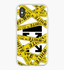 OFF-WHITE STRAPPED iPhone Case