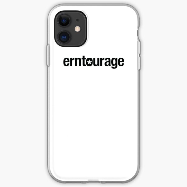 ERNtourage Accessories iPhone Soft Case
