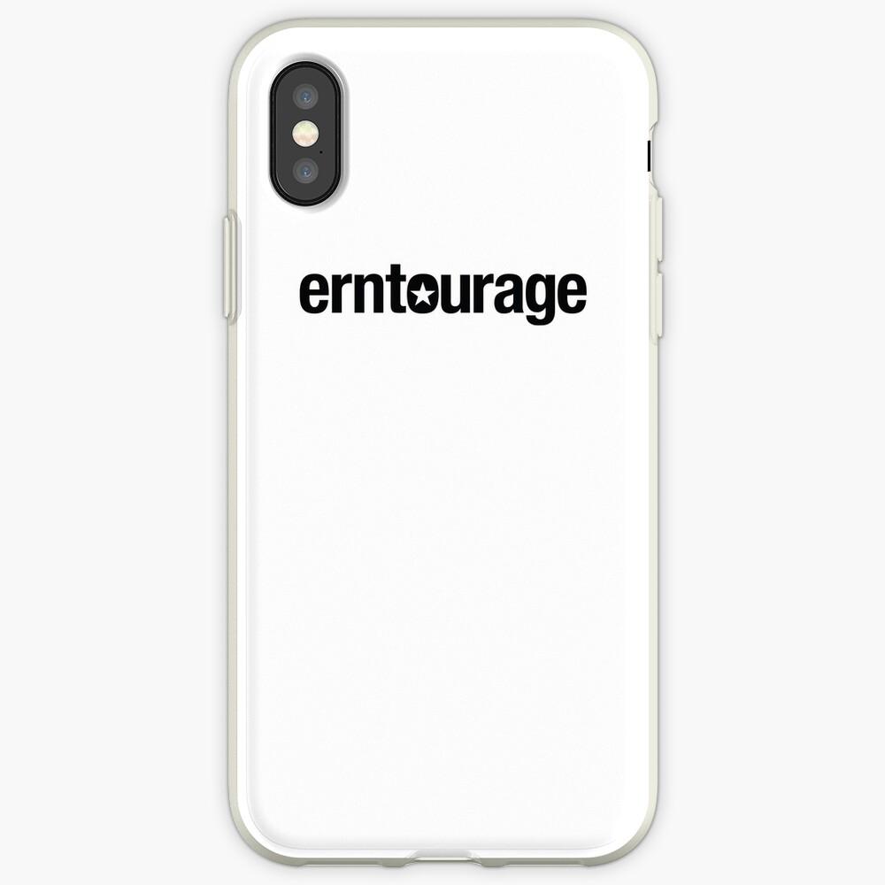 ERNtourage Accessories iPhone Case & Cover