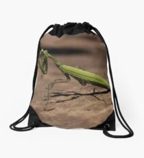 Mantis Drawstring Bag