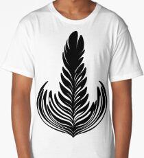 Rosetta black Long T-Shirt
