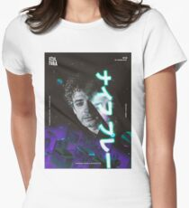 Gustavo Cerati - Recultura 010 Women's Fitted T-Shirt