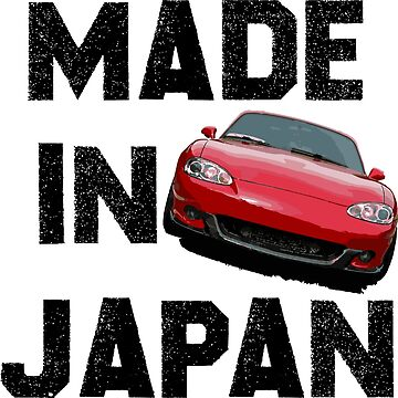Mazda Miata / MX5 NB - Made in Japan by mudfleap
