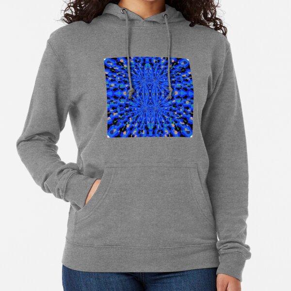 pattern, design, tracery, weave Lightweight Hoodie