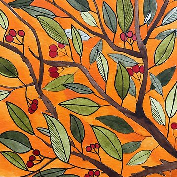 Orange tree by Sofiazueva