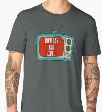 Telenovelas & Chill Men's Premium T-Shirt