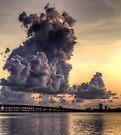 Moody Sky by Bill Wetmore