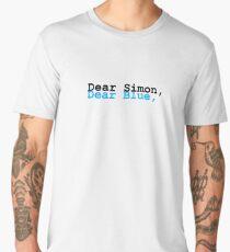 Dear Simon, Dear Blue, Simon Vs. The Homo Sapiens Agenda (Love, Simon) Apparel Men's Premium T-Shirt
