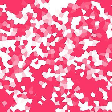 Pink Petal Camo by KatherineHarris
