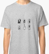 Vulva Flowers Classic T-Shirt