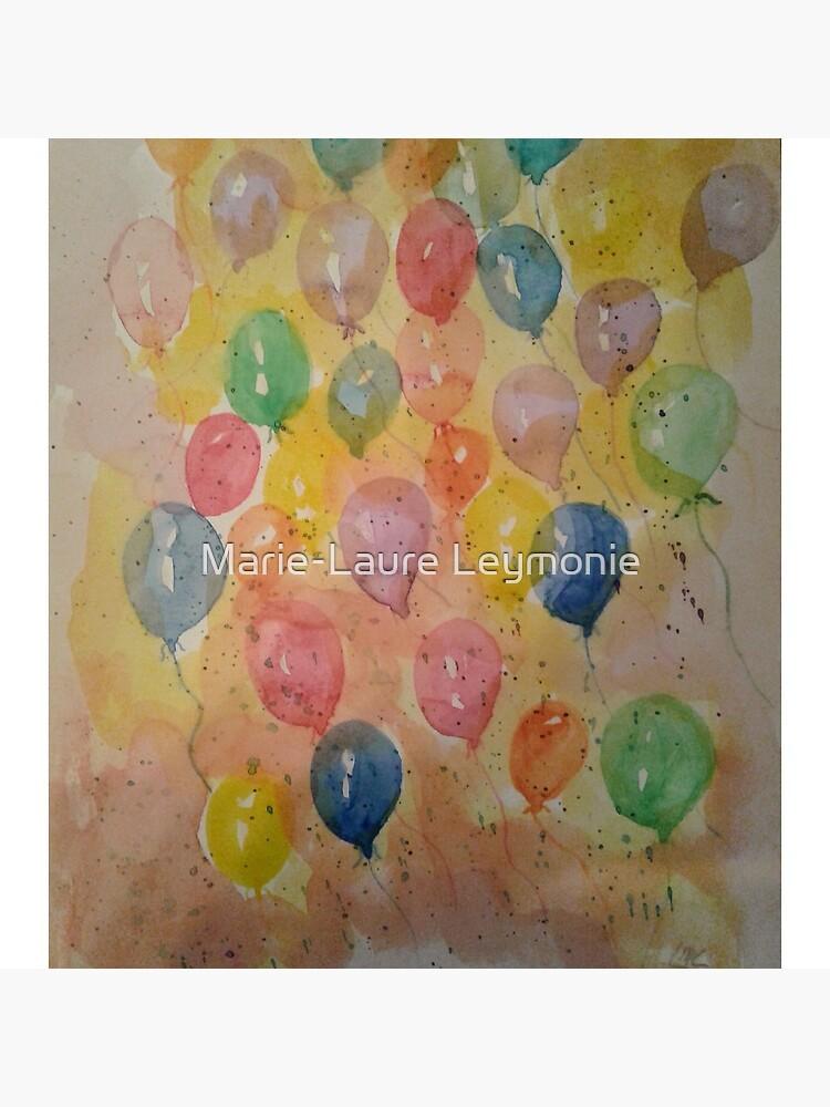 «Lancé de ballons» par Marielaure226
