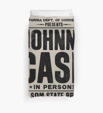 Funda nórdica Johnny Cash en Folsom