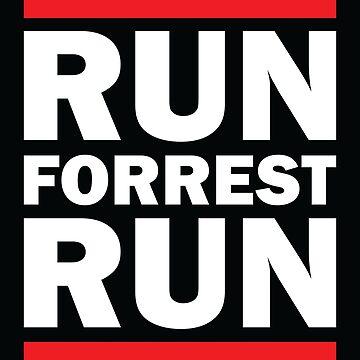 Run Forrest Run by MouthpieceGFX