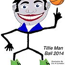Tillie Man Basketball Asbury park NJ by schiabor