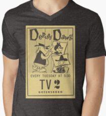 Deputy Dawg V-Neck T-Shirt
