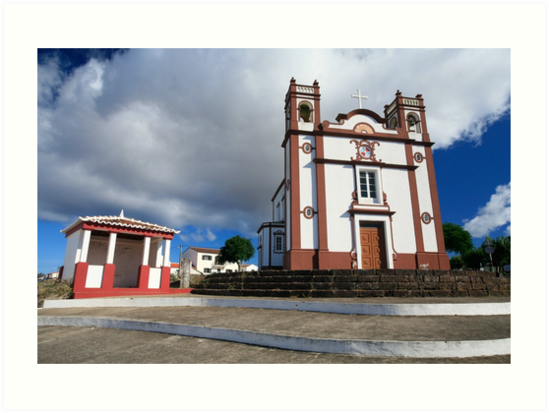 Santa Maria, Azores by Gaspar Avila