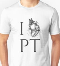 Physical Therapy Shirt for PTs and PTAs Unisex T-Shirt