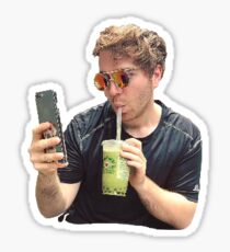 shane dawson slurp Sticker